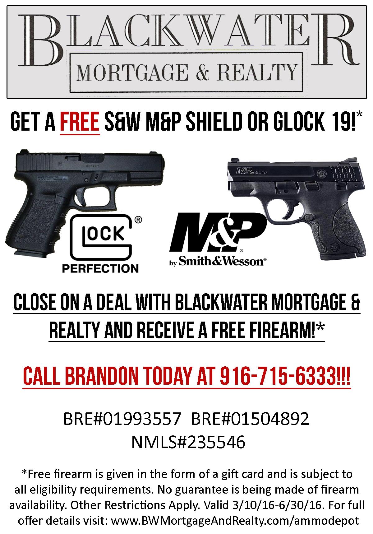 Free Firearm Promotion